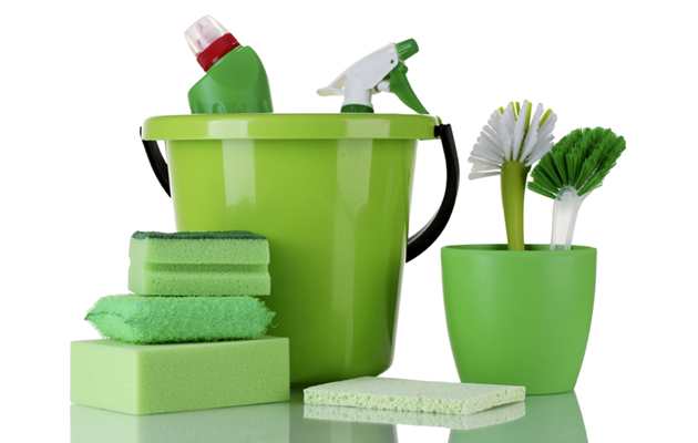 Green Home Cleaning Materials