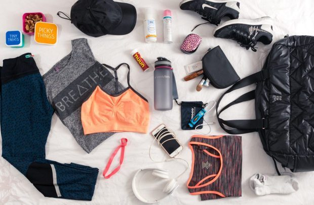Easy hacks for cleaning your gym clothes!